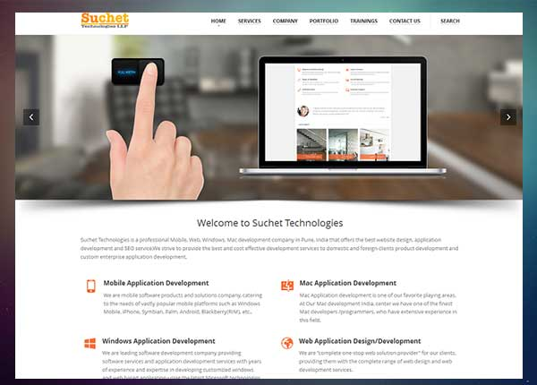 webdesign & developement